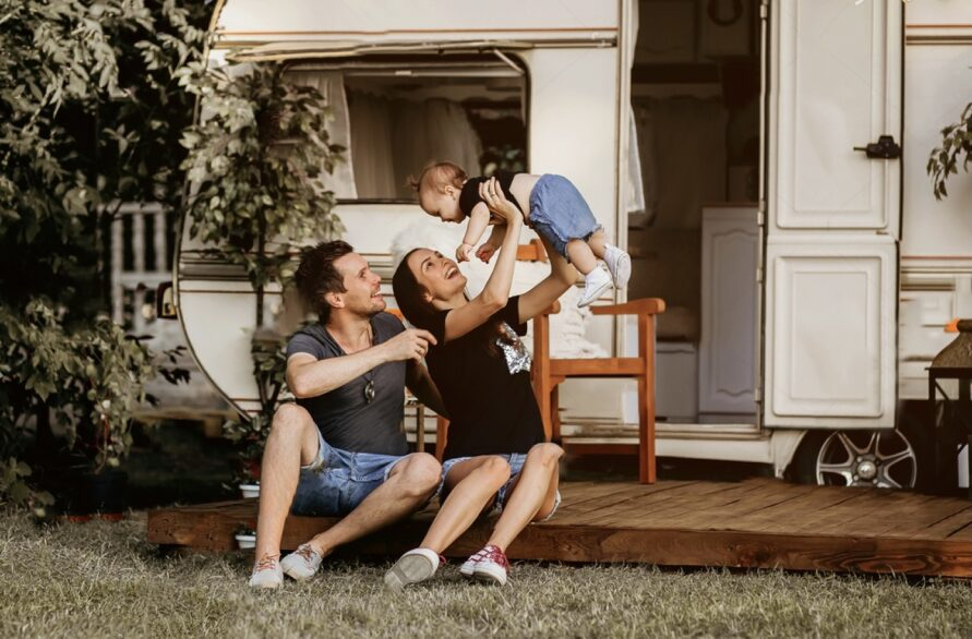 Razones para ir de camping en familia